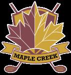 Maple Creek Logo Vector On White