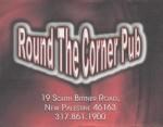 Round the Corner Pub logo